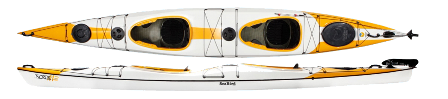 Seagull Elite - Top and side profile