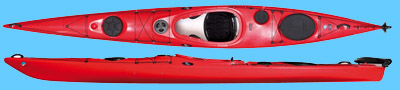 VKV - Plast line of kayaks