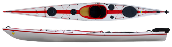 Seabird - Composite line of kayaks